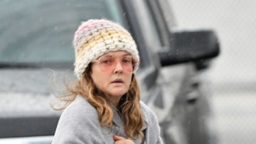 La cara más natural de Drew Barrymore