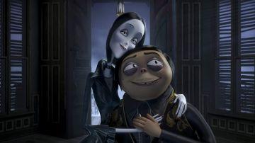 Morticia y Gómez en 'La familia Addams'
