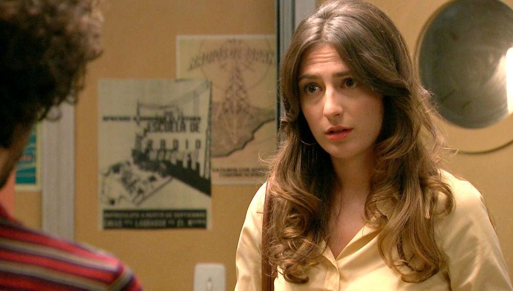 Marina se disculpa con Fede y Mateo y les confiesa toda su verdad