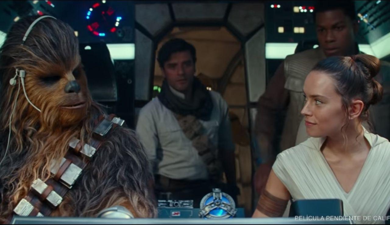 Tráiler Star Wars