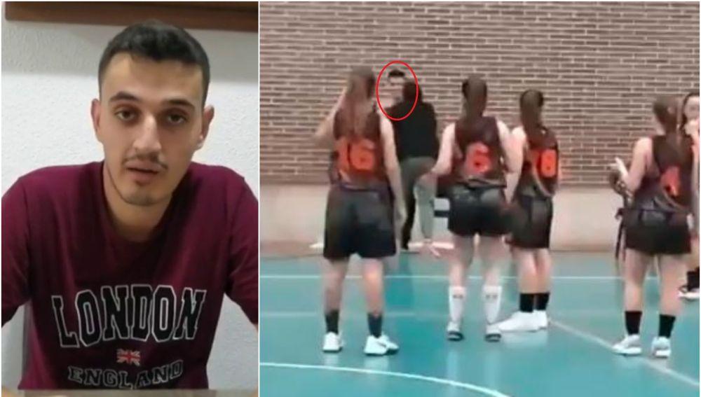 Antena 3 Deportes habla con el árbitro agredido en Murcia