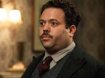Dan Fogler como Jacob Kowalski en 'Animales Fantásticos'