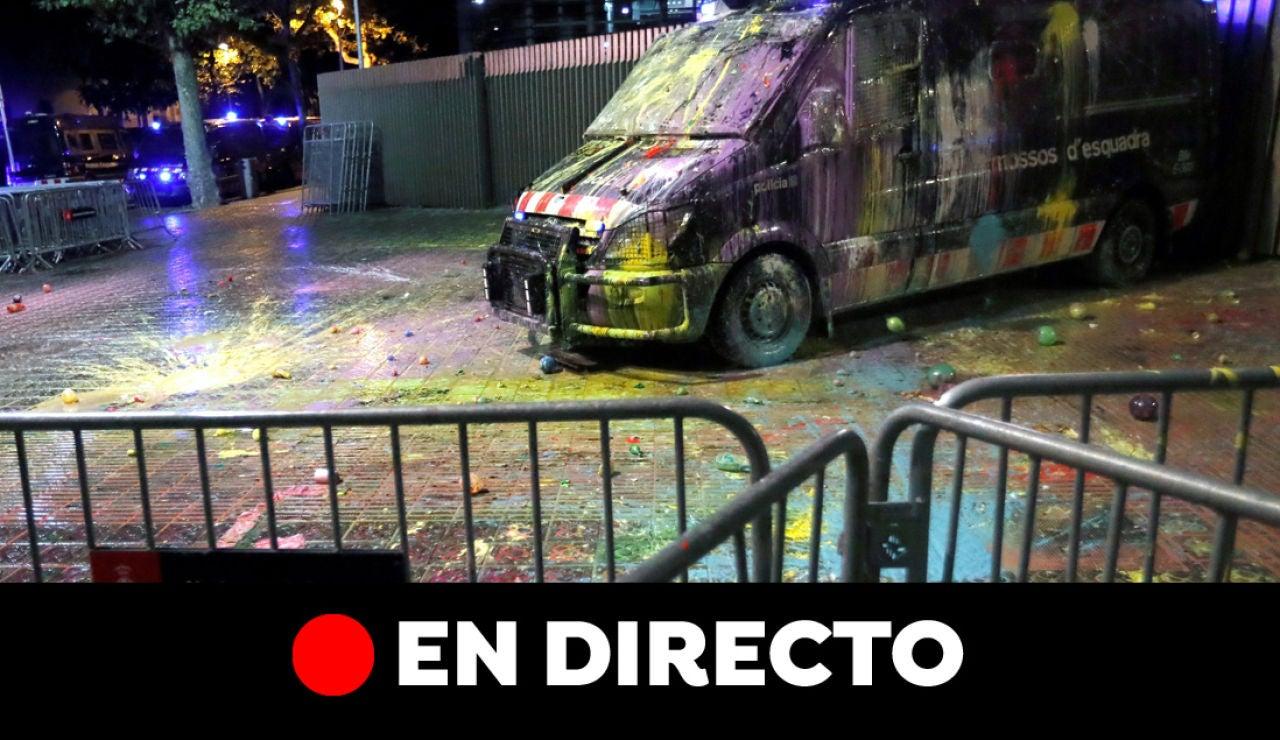 Sentencia procés: Última hora de Cataluña, en directo