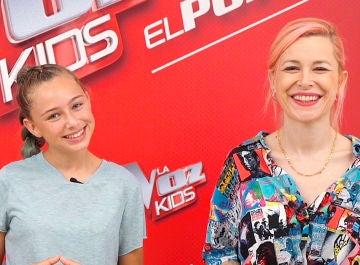 La familia carameluchi hace el top 5 de las últimas Audiciones a ciegas de 'La Voz Kids'