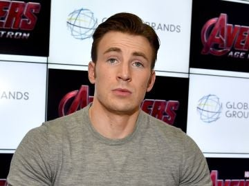 Chris Evans (Capitán América)