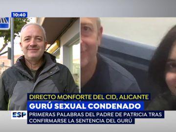 El gurú sexual, condenado