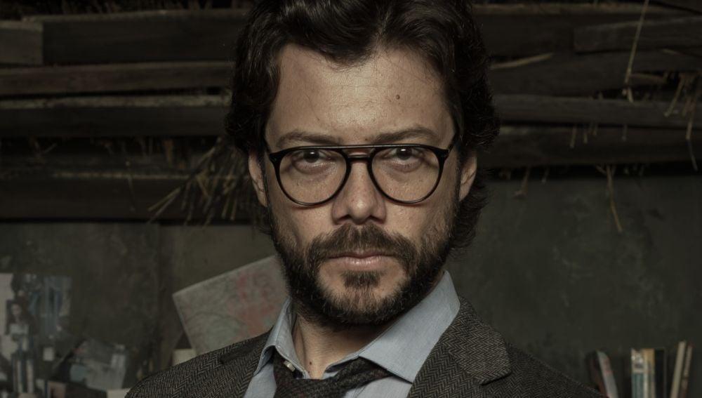 Álvaro Morte como El Profesor de 'La Casa de Papel'
