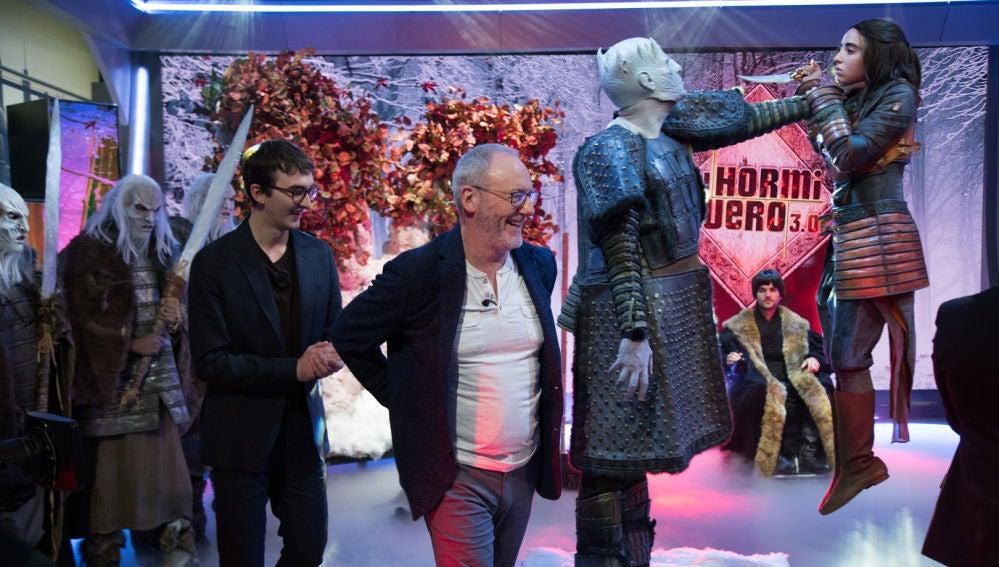 'El Hormiguero 3.0' juega a los siete errores con una de las escenas más icónicas de 'Juego de Tronos'