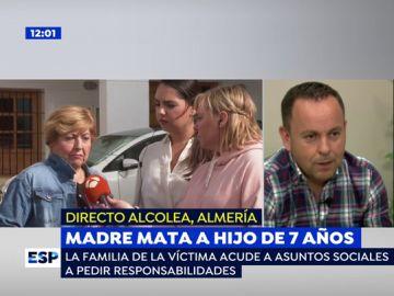El niño de 7 años asesinado por su madre advirtió a la abuela que la madre le puso un cojín en la cara