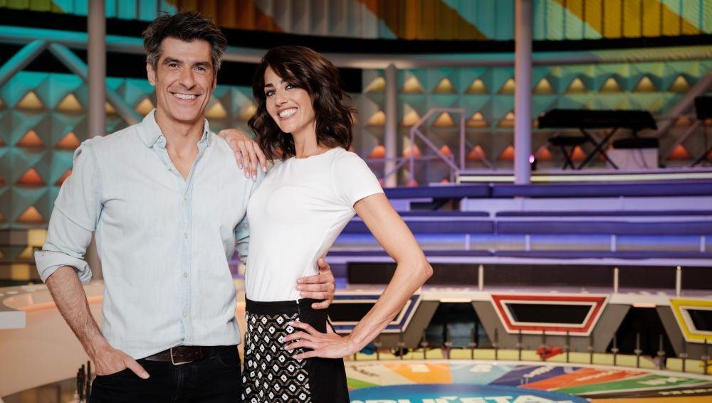 Antena 3 Renueva La Ruleta De La Suerte En El Mejor Momento De Su Historia