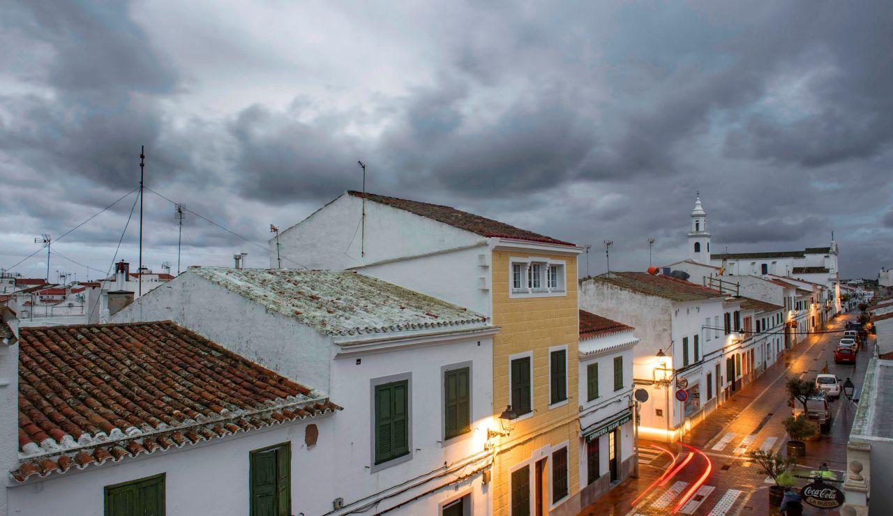 La localidad menorquina de Sant Lluís