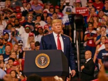 Mr Trump, disculpe las molestias