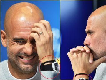 El reloj de Guardiola valorado en más de 1 millón de euros