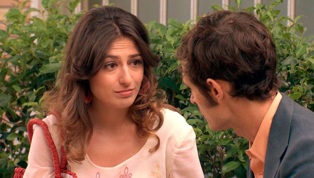 ¿Retomará Marina su relación con Bruno?