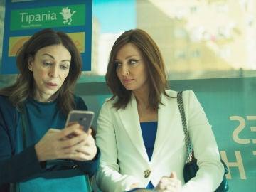 El acercamiento entre Macarena Medina y María Teresa Rojas, el miércoles a las 22:45 horas en Antena 3