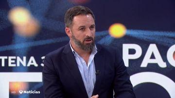Elecciones generales 2019: Santiago Abascal (VOX)