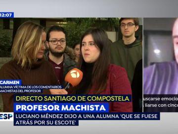 Profesor machista