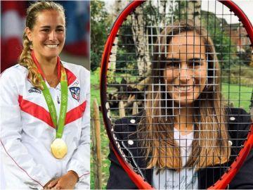 Monica Puig, medalla de oro en Río 2016