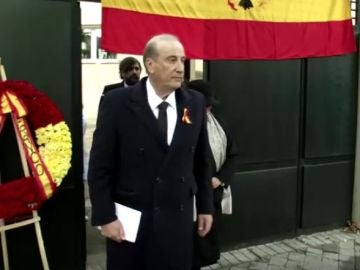 Francisco Franco, nieto mayor del dictador