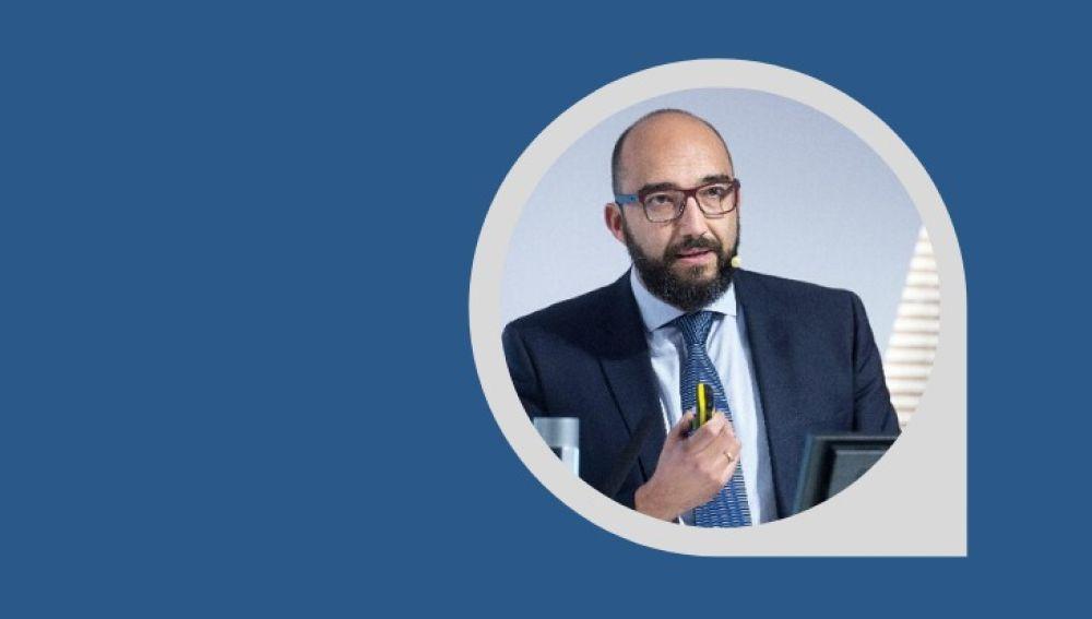 El oncólogo Enrique Grande