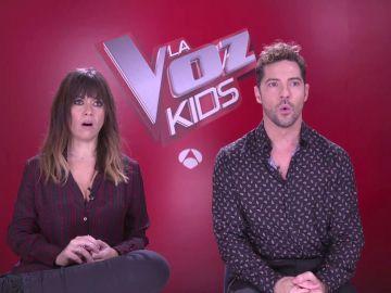 Los coaches de 'La Voz Kids' confiesan qué canción se robarían entre ellos