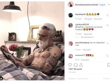 Instagram de Alessandro Manfredini