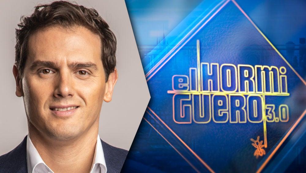 El lunes arrancamos la última semana de octubre con la visita de Albert Rivera a 'El Hormiguero 3.0'