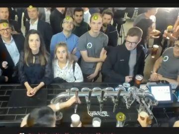 Bar de Londres con reconocimiento facial