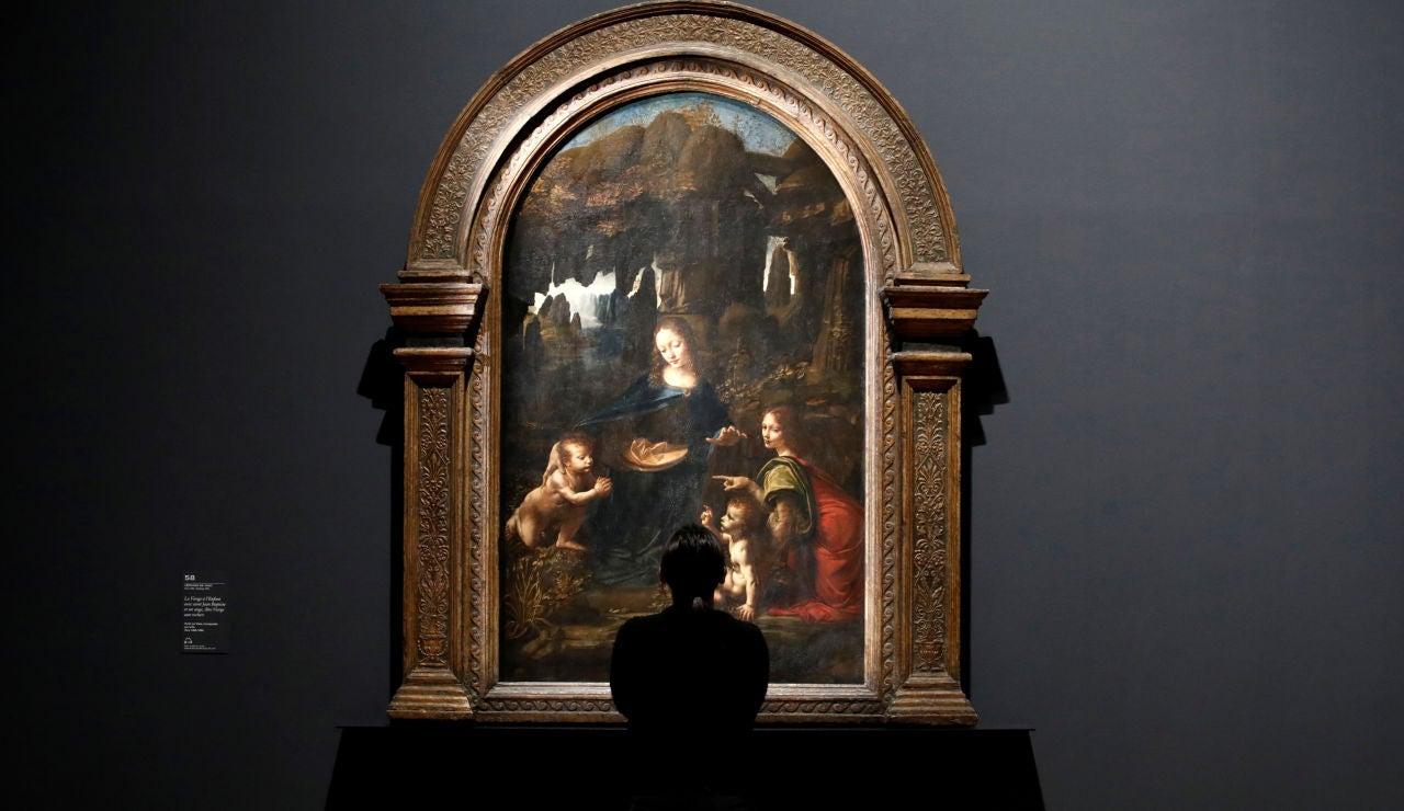 Exposición de Leonardo da Vinci en el Louvre