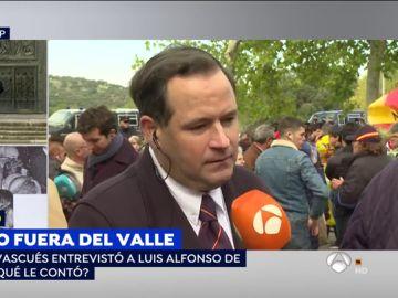 Exhumación de Franco del Valle de los Caídos