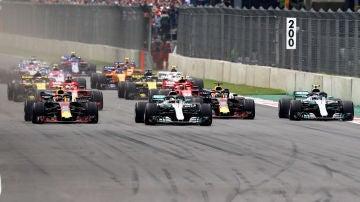 GP México F1: Horario y dónde ver la clasificación y carrera de la Fórmula 1