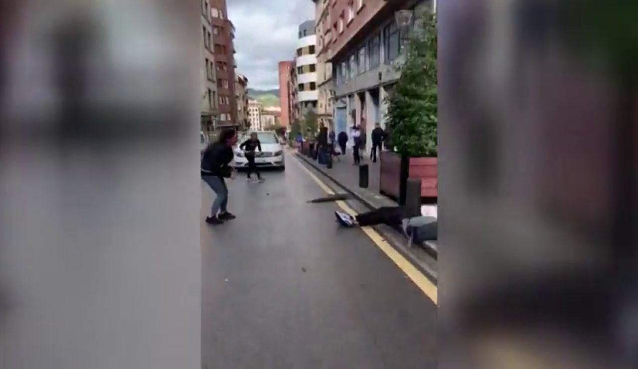 Muere un hombre en un tiroteo en Bilbao