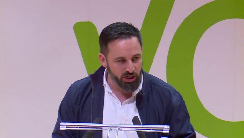 Santiago Abascal, a caballo de las encuestas hacia las elecciones generales 10-N