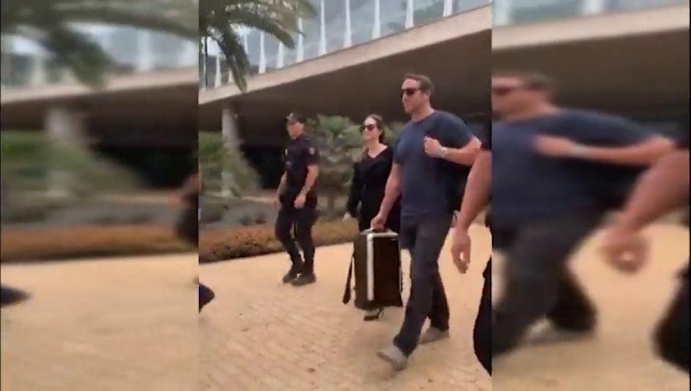 La prensa británica alerta de una supuesta bomba en el rodaje de Angelina Jolie en Fuerteventura
