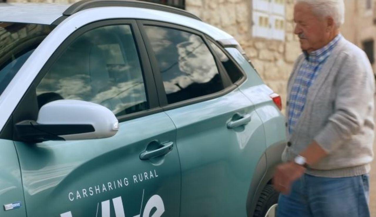 El novedoso carsharing rural de Hyundai