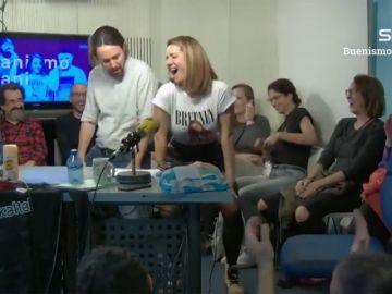 Elecciones generales 2019: Pablo Iglesias se atreve a 'perrerar' la canción 'La Gasolina'
