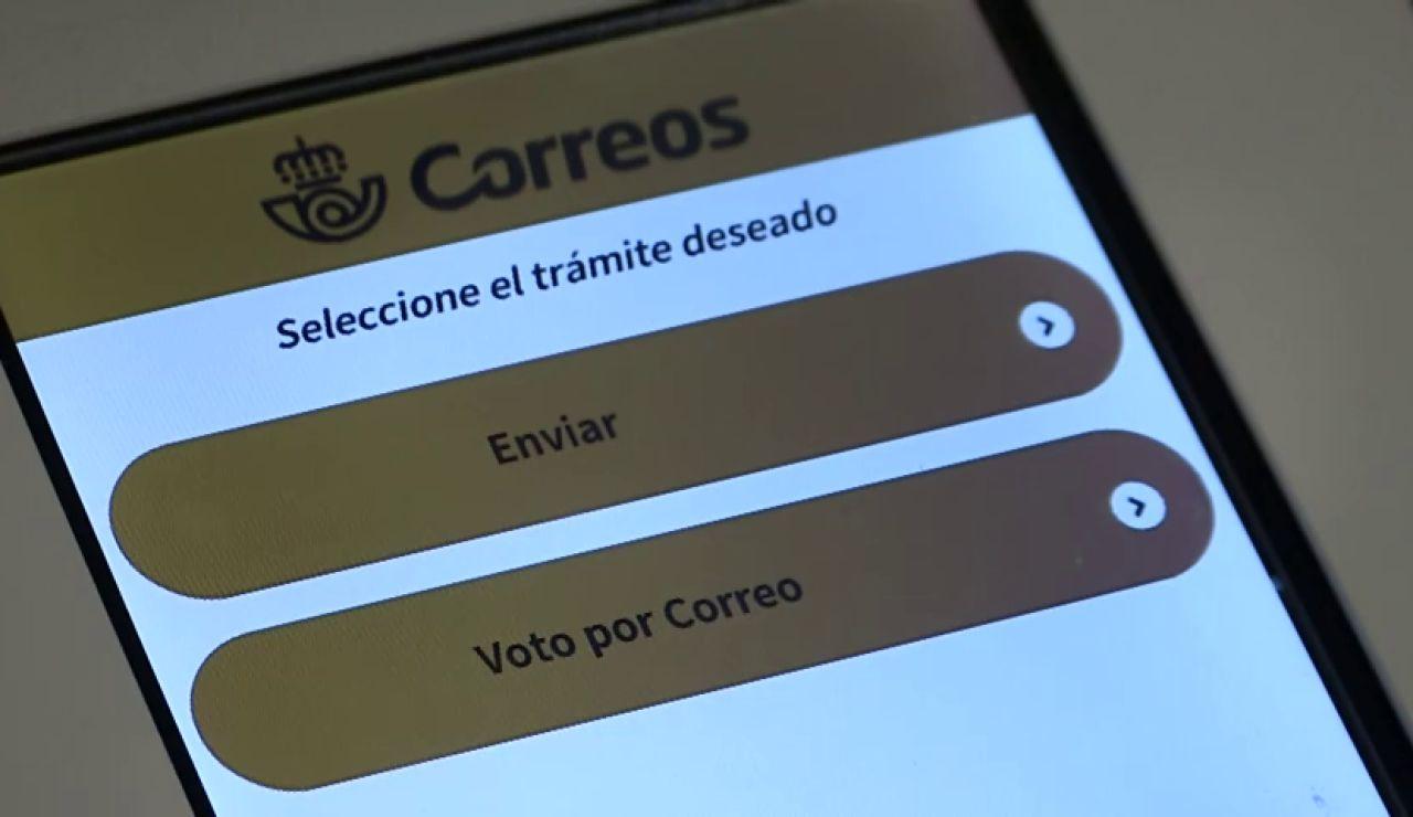 Voto por correo: elecciones catalanas 2021