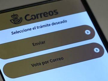 No me ha llegado el voto por correo: Los electores estallan contra Correos