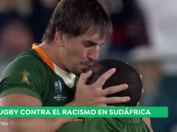 """El rugby vuelve a unir a Sudáfrica contra el racismo: """"Si Mandela estuviera vivo, lo celebraría"""""""