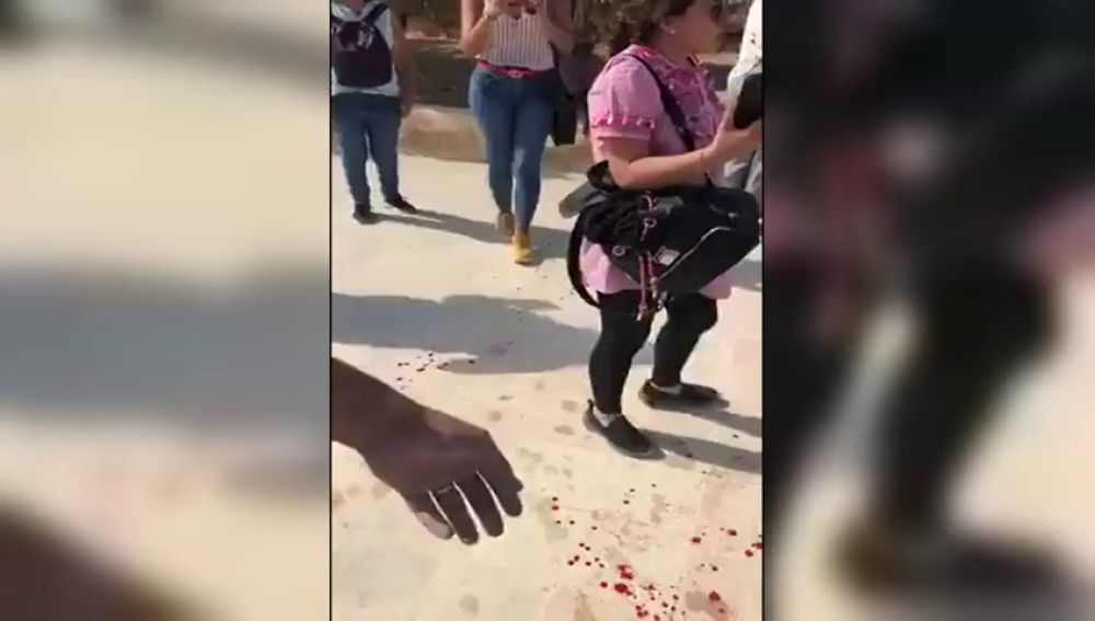 Apuñalados tres turistas, un guardia de seguridad y un guía turístico en Jordania