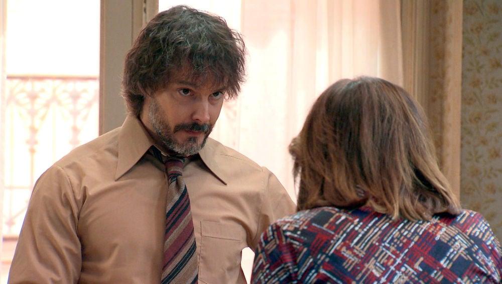Cristina le aclara a Guillermo sus dudas sobre Julia
