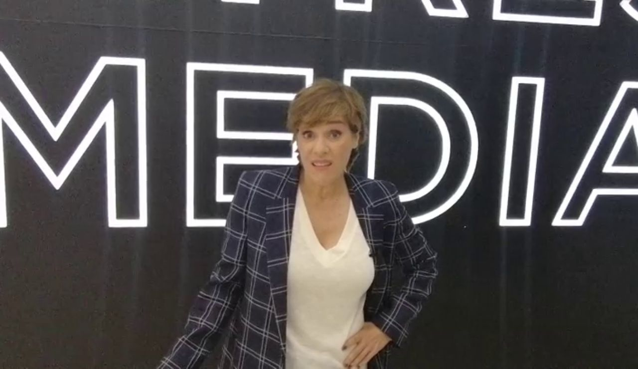 Anabel Alonso envía un tuit a los cinco candidatos a presidente del Gobierno