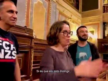 """La CUP ya se ve en el Congreso... para hacerlo """"ingobernable"""""""