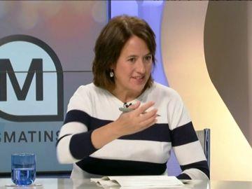 La fiscalía investigará a la presidenta de la ANC por decir que la violencia da visibilidad al conflicto en Cataluña
