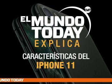 Características del iPhone 11
