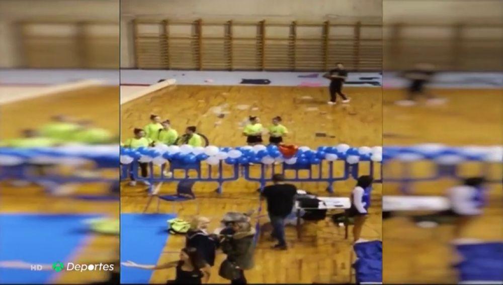 pabellon gimnasia