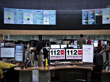 Llamada de emergencia al Summa 112