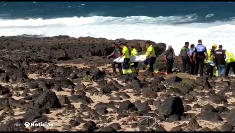 Se eleva a 9 el número de muertos en una patera en Lanzarote
