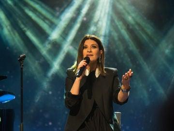 Laura Pausini enamora en directo con sus grandes éxitos en un acústico en 'El Hormiguero 3.0'