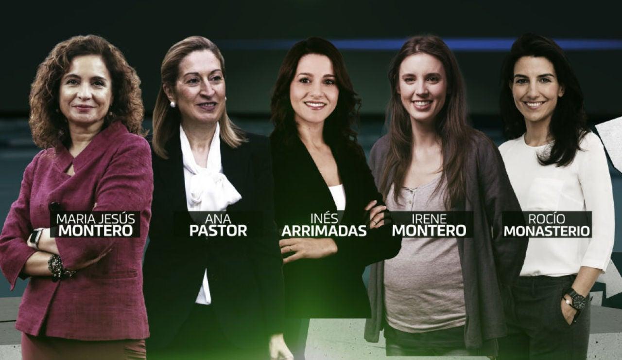 Elecciones generales 2019: Debate electoral del 10-N en La Sexta